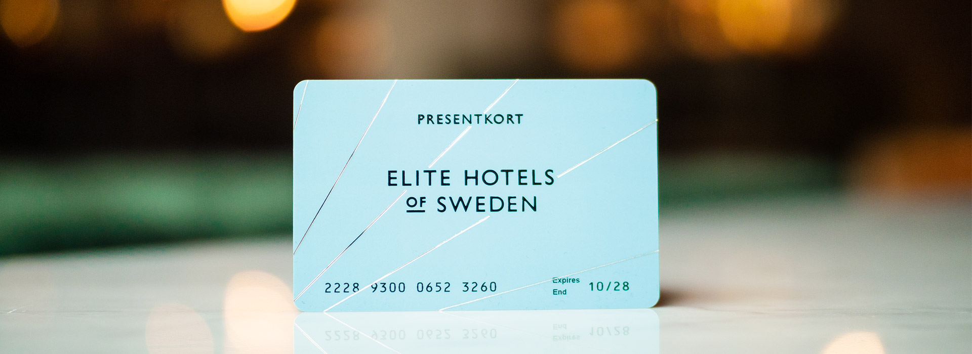 Elite Hotels Gift Card