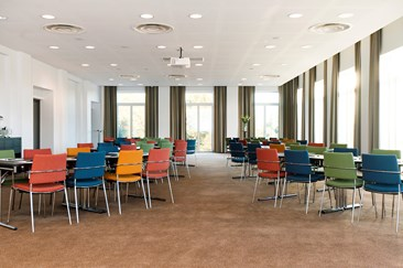 Conference room Niten, perfect for smaller conferences and breakfast meetings, located on the 1st floor